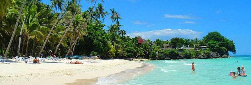 vacances aux Philippines
